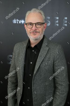Editorial image of Apple TV+ press day for 'See', Los Angeles, USA - 20 October 2019