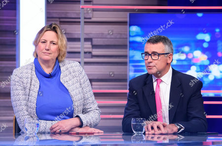 Editorial picture of 'Peston' TV show, Series 3, Episode 8, London, UK - 20 Oct 2019