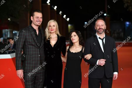 Stock Photo of Melora Walters, Christopher Backus, Mira Sorvino and Gil Bellows
