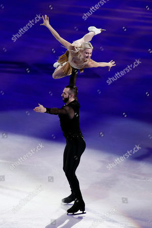 Editorial image of 2019 Skate America in Las Vegas, USA - 20 Oct 2019
