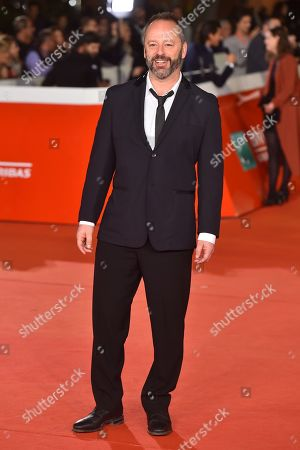 Editorial photo of 'Drowning' Premiere, Rome Film Festival, Italy - 20 Oct 2019