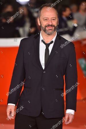 Editorial picture of 'Drowning' Premiere, Rome Film Festival, Italy - 20 Oct 2019