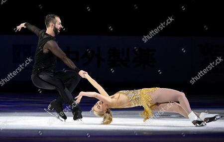 Editorial picture of Skate America Figure Skating, Las Vegas, USA - 20 Oct 2019