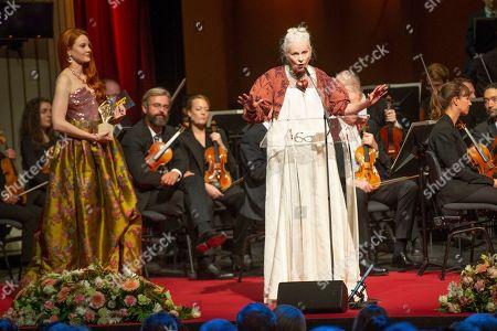 Editorial image of European Culture Award, Vienna, Austria - 20 Oct 2019