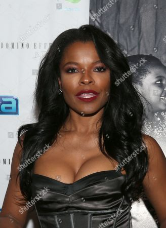 Stock Image of Keesha Sharp