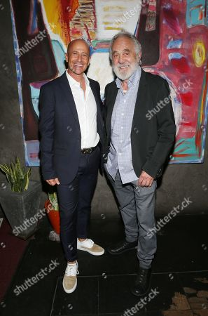 Rafy Anteby and Tommy Chong