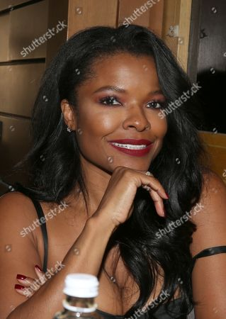 Stock Picture of Keesha Sharp