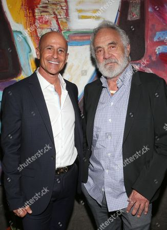 Rafi Anteby and Tommy Chong