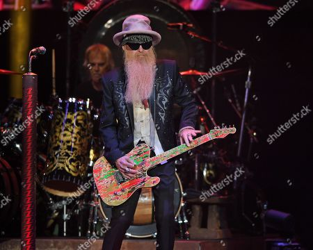 Stock Image of Billy Gibbons