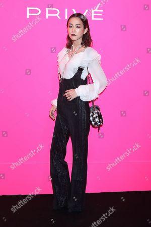 Stock Photo of Mirei Kiritani