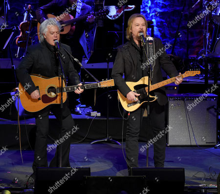 Editorial photo of Country Music Hall of Fame Medallion Ceremony, Show, Nashville, USA - 20 Oct 2019