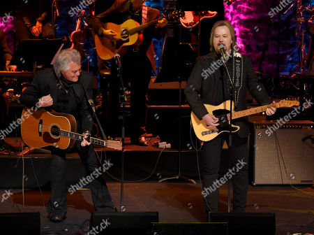 Editorial image of Country Music Hall of Fame Medallion Ceremony, Show, Nashville, USA - 20 Oct 2019