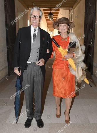 Prince Nikolaus von und zu Liechtenstein and wife Princess Margaretha of Liechtenstein