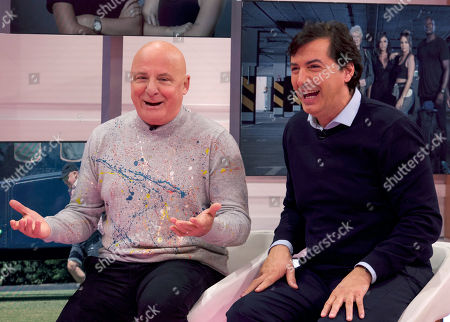 Aldo Zilli, Jean-Christophe Novelli