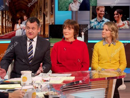 Paul Burrell, Sally Jones, Viscountess Julie Montagu