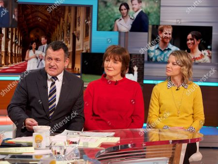 Editorial picture of 'Good Morning Britain' TV show, London, UK - 21 Oct 2019