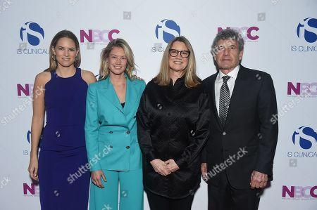 Cody Horn, Cassidy Horn, Cindy Harrell-Horn and Alan Horn