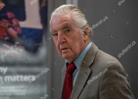 Stock Picture of Labour MP Dennis Skinner is seen in Westminster, London. Last week Parliament sat on a Saturday for the first time since 1982, but failed to vote on Boris Johnson's new Brexit deal.