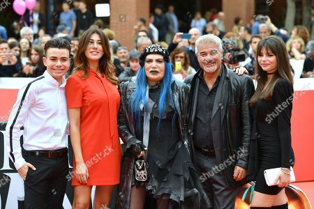 Editorial photo of 'The Addams Family' premiere, 14th Rome Film Festival, Italy - 20 Oct 2019