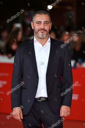 Stock Photo of The director Guido Lombardi
