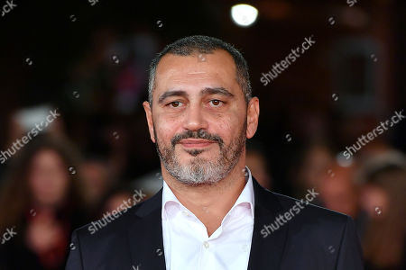 The director Guido Lombardi