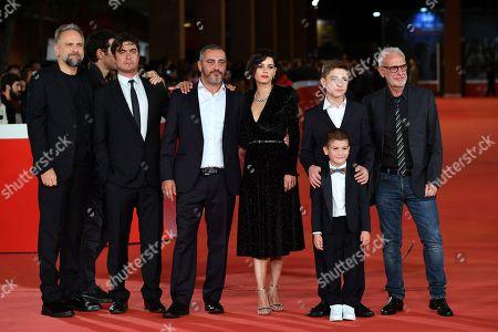 Editorial picture of 'Il Ladro Di Giorni' premiere, 14th Rome Film Festival, Italy - 20 Oct 2019