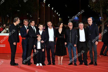 Editorial image of 'Il Ladro Di Giorni' premiere, 14th Rome Film Festival, Italy - 20 Oct 2019