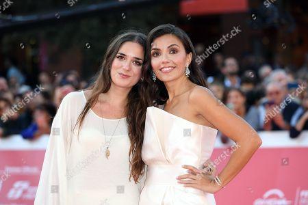 Director Maria Tilli, Serena Rossi