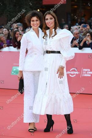 Editorial photo of 'Illuminate - Laura Biagiotti' premiere, Rome Film Festival, Italy - 19 Oct 2019