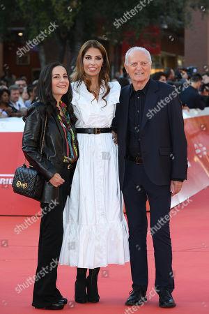 Editorial picture of 'Illuminate - Laura Biagiotti' premiere, Rome Film Festival, Italy - 19 Oct 2019