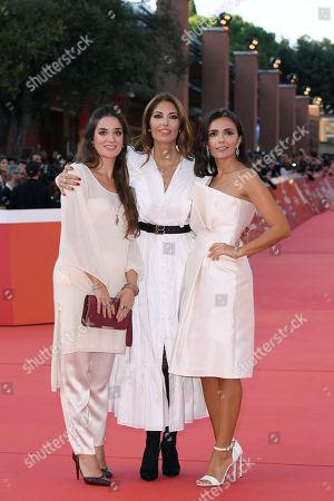 Director Maria Tilli, Lavinia Biagiotti, Serena Rossi