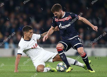 Editorial photo of Tottenham Hotspur v Red Star Belgrade, UEFA Champions League, Group B, Football, The Tottenham Hotspur Stadium, London, UK - 22 Oct 2019