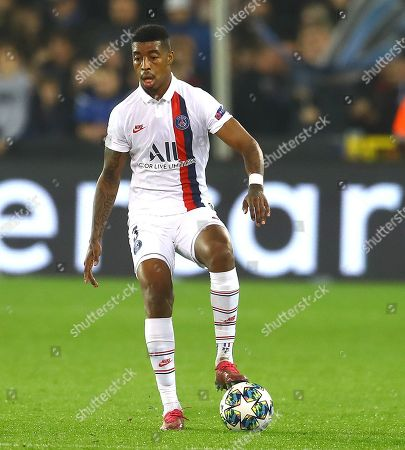 Presnel Kimpembe of Paris Saint-Germain