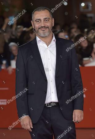 Editorial image of 'Il Ladro Di Giorni' film premiere, Rome Film Festival, Italy - 20 Oct 2019