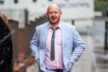 Editorial picture of Predator Exposure court case, Leeds, UK - 21 Oct 2019