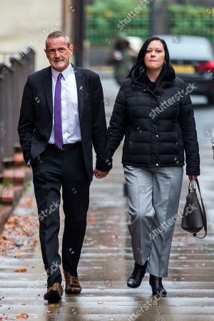 Editorial photo of Predator Exposure court case, Leeds, UK - 21 Oct 2019