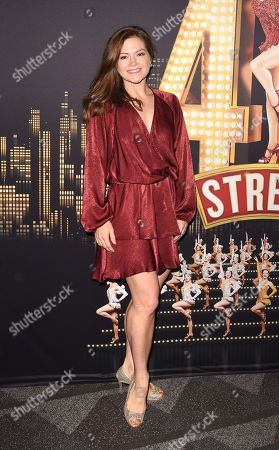 Editorial picture of '42nd Street' Musical screening, Vue West End, Leicester Square, London, UK - 20 Oct 2019