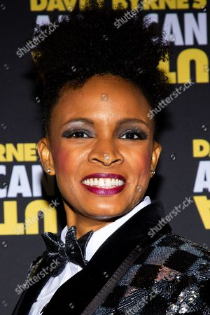 Editorial picture of 'American Utopia' play, Broadway Opening Night, New York - 20 Oct 2019