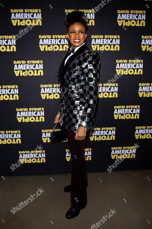 Editorial photo of 'American Utopia' play, Broadway Opening Night, New York - 20 Oct 2019
