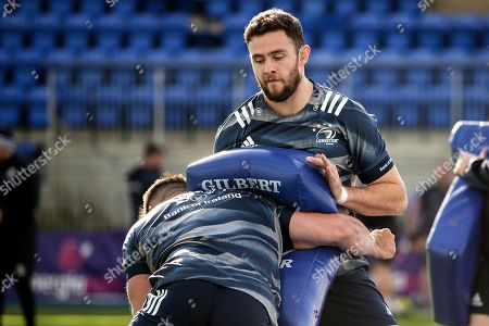Editorial picture of Leinster Rugby Squad Training, Energia Park, Donnybrook, Dublin  - 21 Oct 2019