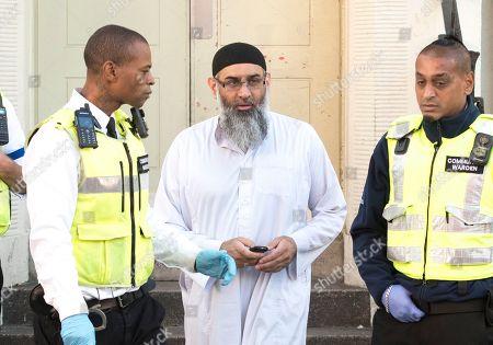 Editorial picture of Anjem Choudary, London, UK - 07 Jun 2019