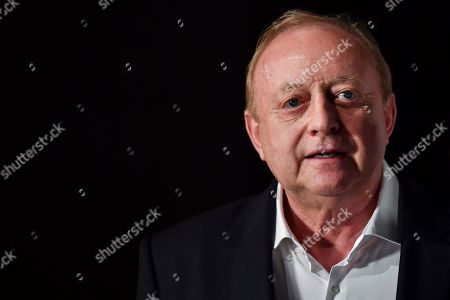 German chef Alfons Schuhbeck attends a photocall for the new online education and entertainment platform 'Meet Your Master' in Munich, Germany, 21 October 2019.