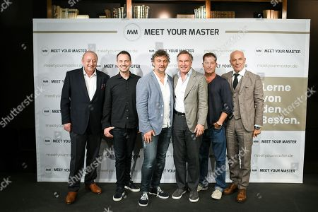 Editorial image of Meet Your Master photocall, Munich, Germany - 21 Oct 2019