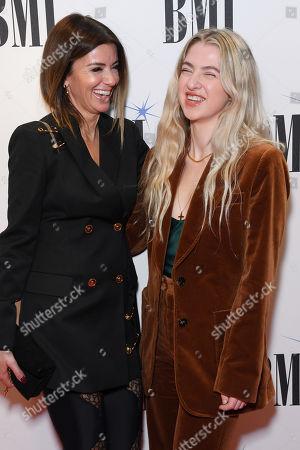 Editorial photo of BMI London Awards, The Savoy, London, UK - 21 Oct 2019