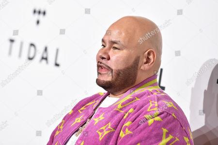 Stock Image of Fat Joe