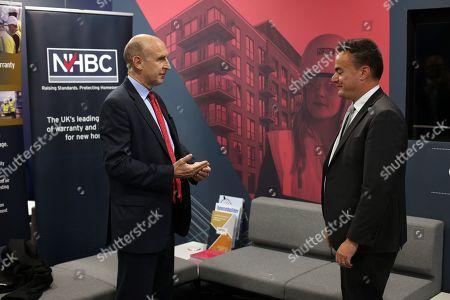 Rt Hon John Healey MP, Secretary of State for housing