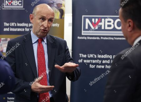 Editorial image of 'Long term approach to UK housing problems', Industry Forum, London, UK - 21 Oct 2019