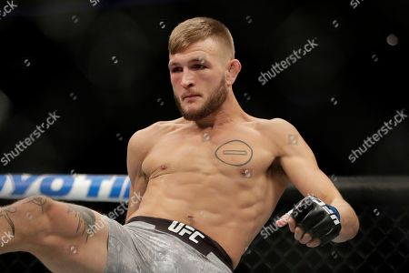 Editorial image of UFC Mixed Martial Arts, Boston, USA - 18 Oct 2019