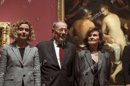 Editorial photo of Sofonisba Anguissola and Lavinia Fontana art exhibit opens in Madrid, Spain - 21 Oct 2019