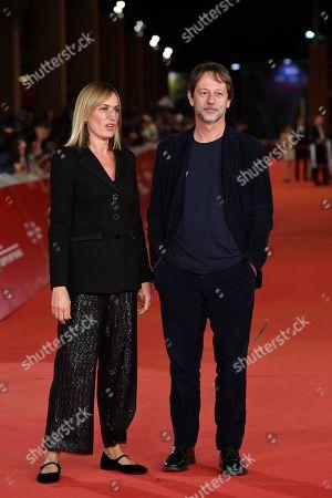 Francesca Via and Luca Bergamo